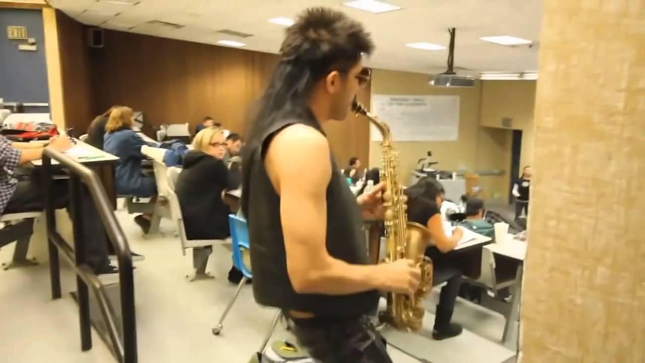 Youtube sexy sax