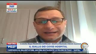 Canale 21 Maurizio Cappiello