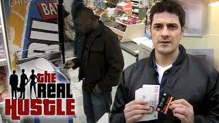 Cash Machine Scam | The Real Hustle