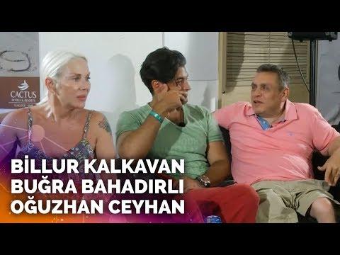 Billur Kalkavan & Buğra Bahadırlı & Oğuzhan Ceyhan | ASTROKAMP