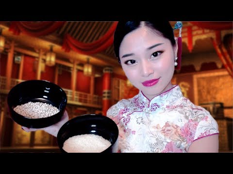 [ASMR] Chinese Skin Care Clinic - Rice Facial