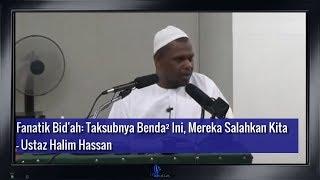 Lagu Ni Fanatik Pun Ada - Ustaz Halim Hassan