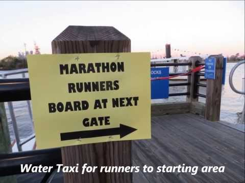 Battleship North Carolina Half Marathon 2013