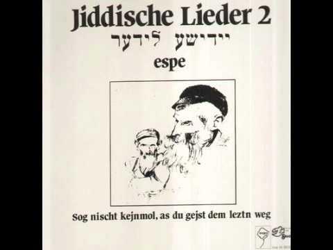 Espe - Jiddische Lieder 2
