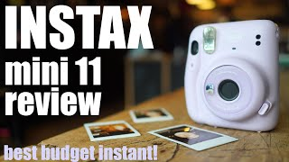 Fujifilm INSTAX Mini 11 review : BEST instant camera