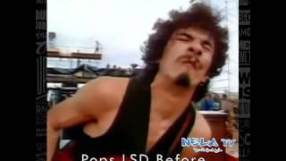 Carlos Santana Pops LSD at WoodStock Video