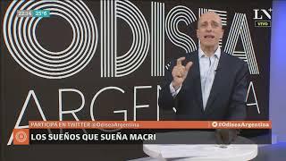 Carlos Pagni: Los sueños que sueña Macri - Odisea Argentina