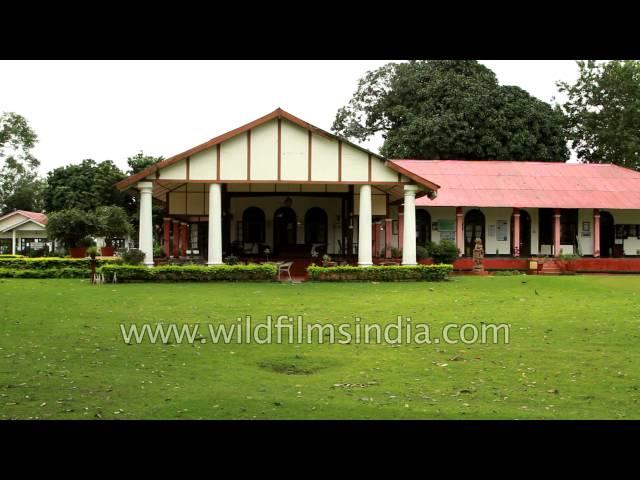 18-hole golf course - Kaziranga Golf Resort, Assam