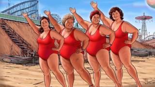 Секрет похудения. Калорийность питания.