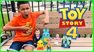 TOY STORY 4 HIDE and SEEK!