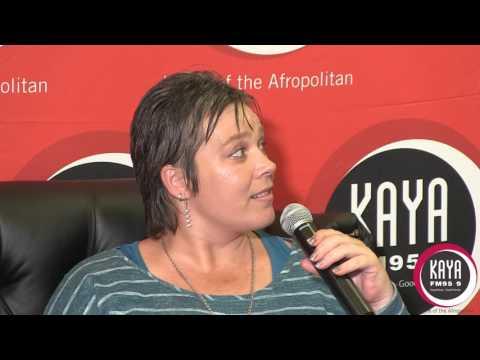 Lekwee Motimele and Maria Cronjie On Home With Mapaseka With Sotho Meyer
