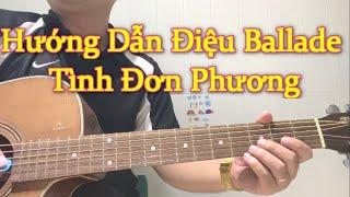 [Móc Ballade] Tình Đơn Phương - Hướng Dẫn Guitar
