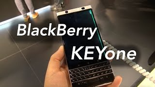 BlackBerry KEYone: Hands-on Review / Impressions