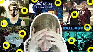 My top 7 favorite Fall Out Boy songs!