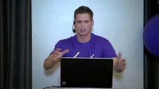 """Алексей Веркеенко """"Symfony2 & REST API"""""""