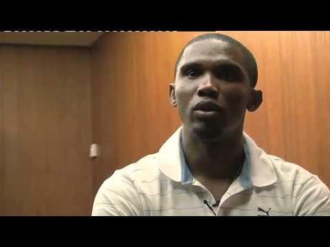 Samuel Eto'o joins Anzhi - Interview - CameroonOnline.org