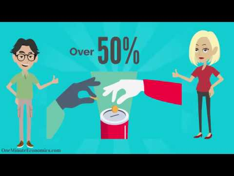 The Economics Behind Choosing a Charity Explained in One Minute: Pick and Donate to Charities Wisely