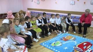 Открытый урок в подготовительной группе №13 (ТНР)
