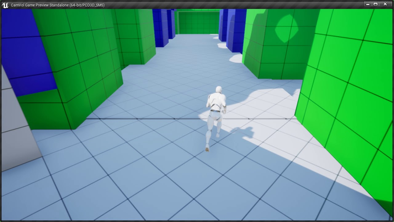 Camera Volumes System for side-scroller games - Unreal Engine Forums