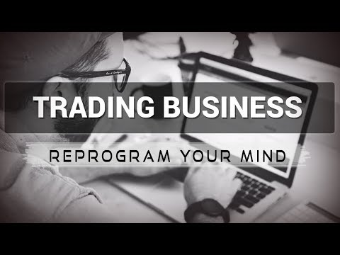 Trading Business Success affirmations mp3 music audio - Law of attraction - Hypnosis - Subliminal