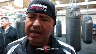 "Robert Garcia ""Brandon Rios still has some fighting left"" confirms Rios fighting again"