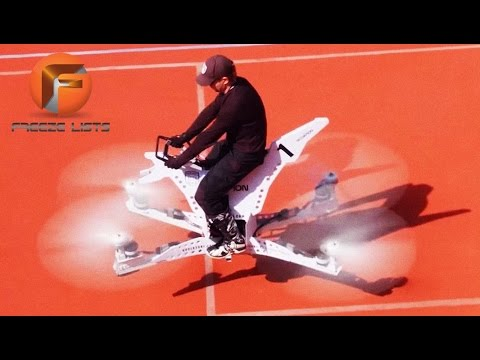 REAL Flying Russian Hoverbike ▶5 MIND-BLOWING INVENTIONS 2