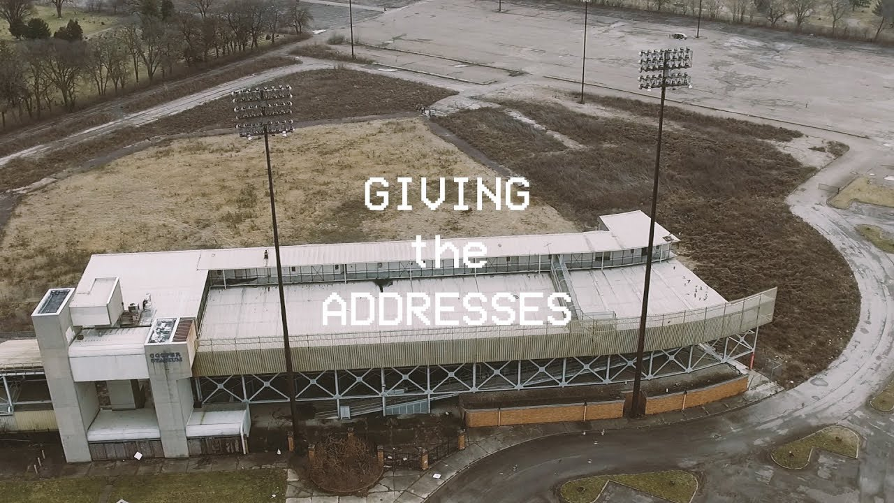 Best ABANDONED Places in COLUMBUS OHIO - Part 2 (WITH ADDRESSES) - Cooper's  Stadium
