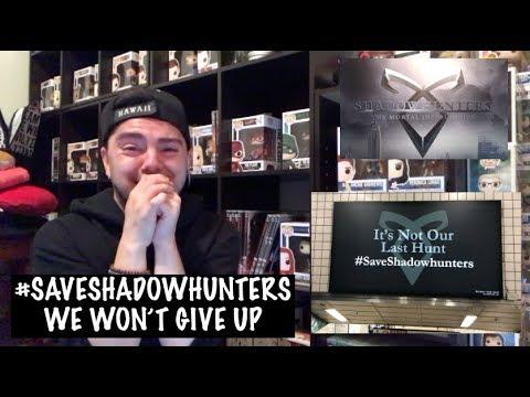 Save Shadowhunters