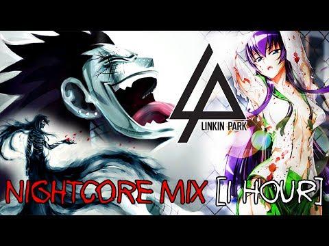 Linkin Park - Nightcore Mix [1 HOUR]