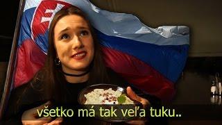 Čo vravia zahraniční študenti na SLOVENSKÚ KUCHYŇU? | Sociálna turistika