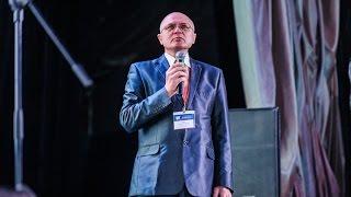 Виступ С. Рябко на конференції ''ШТРИХ-М'' ''Онлайн-каси: від теорії до практики''