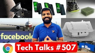 Tech Talks #507 - Nokia X6, MicroHome, Moto G6 India, Facebook Data Requests, Note 9