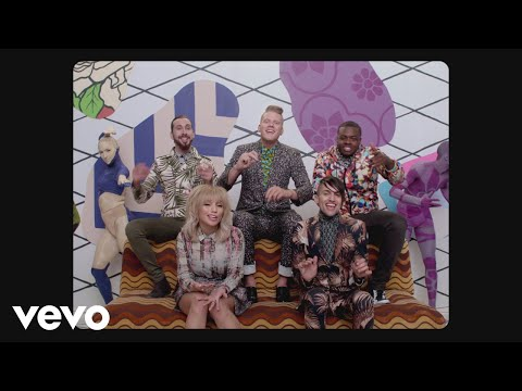 Pentatonix - Can't Sleep Love