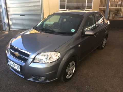 2010 Chevrolet Aveo 16 Ls At Auto For Sale On Auto Trader South