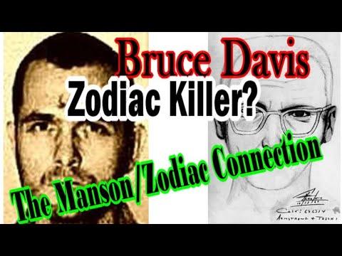 Bruce Davis Zodiac Killer |  Zodiac Suspect | Serial Killer | Murder Mystery | Zodiac Killer Doc