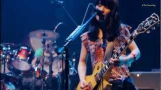 """Chatmonchy [チャットモンチー] Live at : Zepp Osaka (2011.06.18) """"真..."""