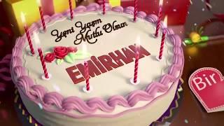 İyi ki doğdun EMİRHAN - İsme Özel Doğum Günü Şarkısı