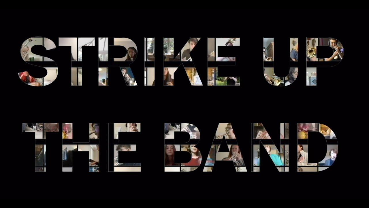 Strike Up The Band! A Mass Virtual Performance