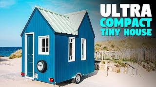 Extremely Compact Eco-friendly Tiny House On Wheels!