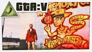 GTA 5 Online Funny Moments with Simon - Panto Basketball