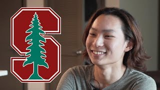 """Stanford is the easiest to get into with low grades"" (ft. Arpi Park, Elliot Choy)"