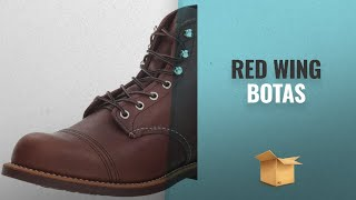 Productos 2018, Los 10 Mejores Red Wing: Red Wing Men