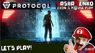 Protocol Gameplay (Chin & Mouse Only)