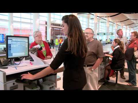 Winnipeg Airports Authority - Passenger Trials - October 8, 2011