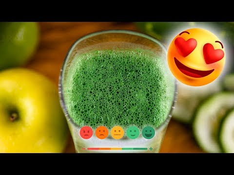 Feeling Down? Try This Smoothie To Boost Your Mood, Energy and Digestion!