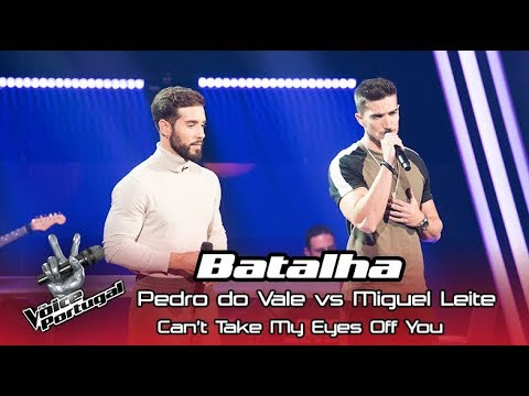 """Pedro Do Vale Vs Miguel Leite - """"Can't Take My Eyes Off You"""" 