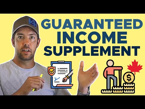 GIS - The Guaranteed Income Supplement