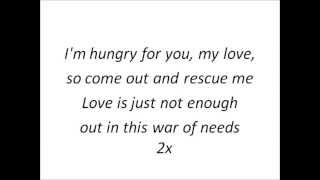 Dotan-  Hungry (lyrics)