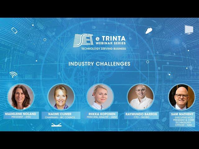 SET e Trinta Webinar Series: Desafios do Setor