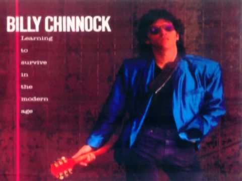 Billy Chinnock - Somewhere In The Night (1986) AOR